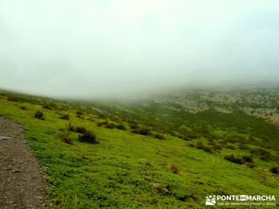 Ascenso al pico Ocejón [Serie Clásica]rutas senderismo guadarrama rutas para andar ruta montaña m